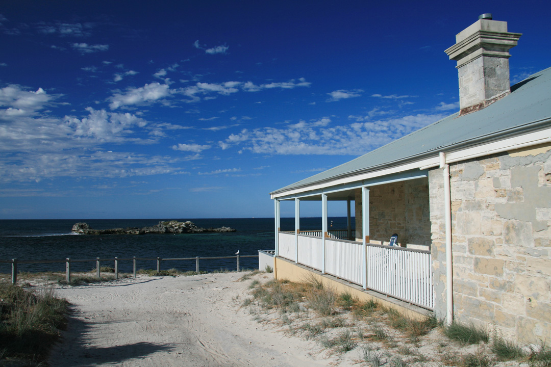 Lighthouse Keeper's House, Rottnest, Western Australia