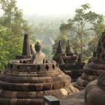 Borobodur, Java, Indonesia