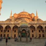 Blue Mosque, Sultan Ahmet Camii, Istanbul